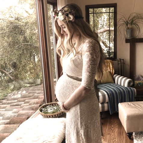Pregnancy Beauty
