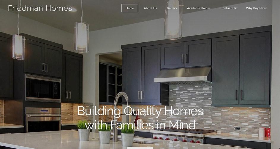 Home Design & Builder | Weebly Portfolio Site
