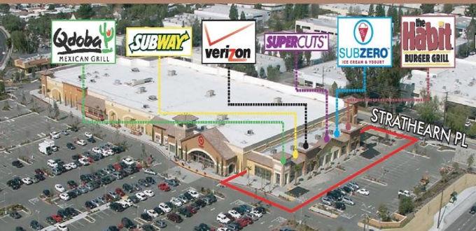 Target Plaza