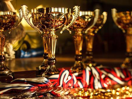 Наши спортсмены - призёры Кубка Москвы!