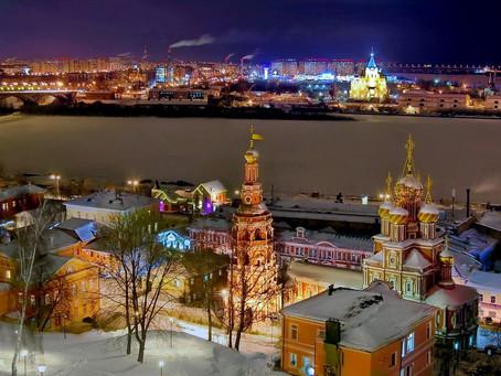 Выезд на ЧиП России в Нижний Новгород