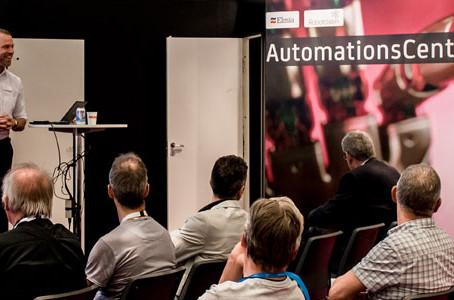 Därför ska du träffa Robotdalen på  Elmia Automation 2020
