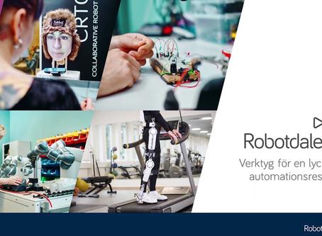 Robotdalen erbjuder en webinarieserie för en lyckad Automationsresa – Del 1: Den viktiga uppstarten