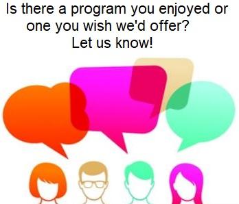 AL Programs survey