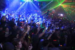 DJCJ Club Crowd