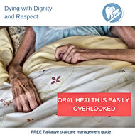 end of life mouth care management