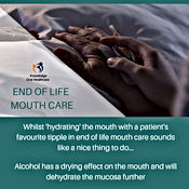 end of life oral care