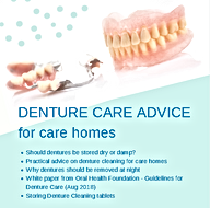 denture care advice