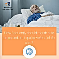 palliative mouth care