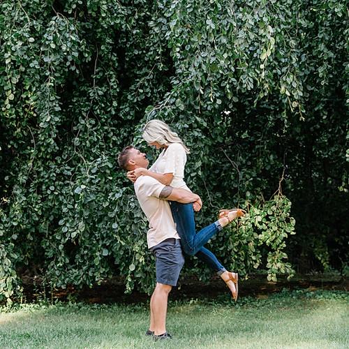 Taylor & Logan: Engaged