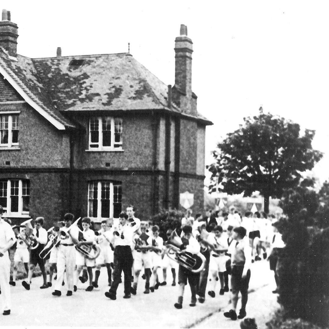 Shirley Oaks Children's Home (Pre 1965)