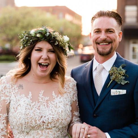 Lauren & Nick    Toledo Ohio Wedding Photographer & Videographer