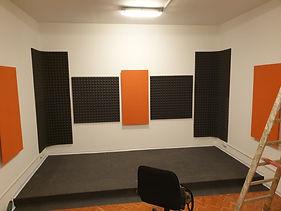 Correzione acustica Windsound 3