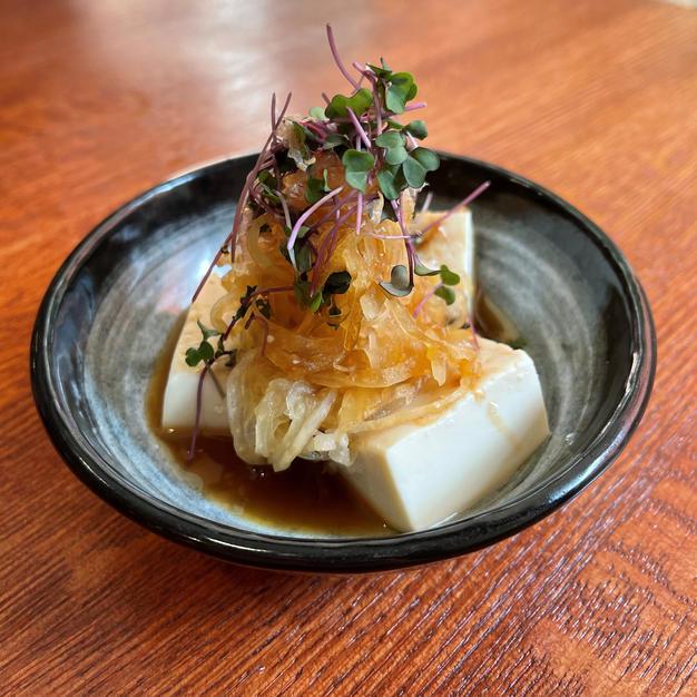 Tofu & Maui Onion
