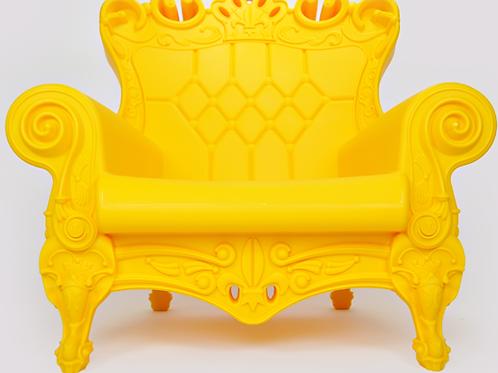 Queen of Love Armchair - Sunflower