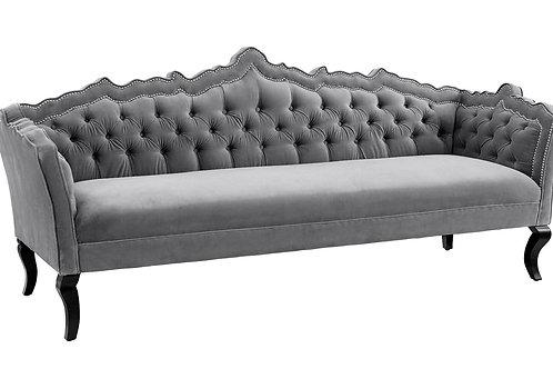 Tesa Velvet Sofa