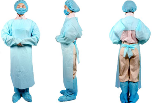 L3 Isolation Gown