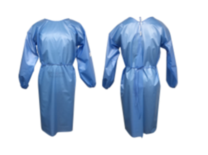 L2 Isolation Gown