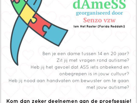 Workshops dAmeSS!