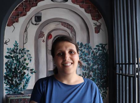 Interview met Saloua Berdai