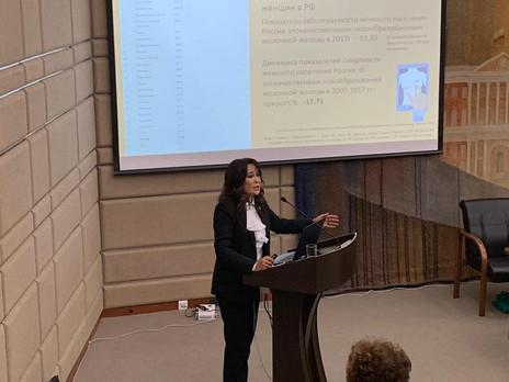 Онколог, проф. Гелена Генс: «вчера – студенты, сегодня – терапевты поликлиники»