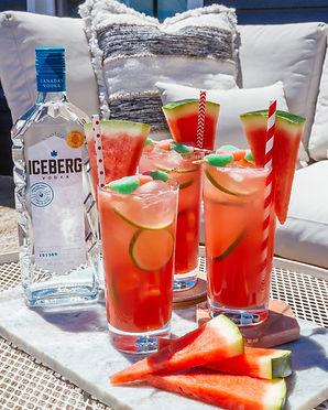 Vodka Sour Watermelon Punch