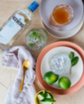 Vodka Kombucha Smash