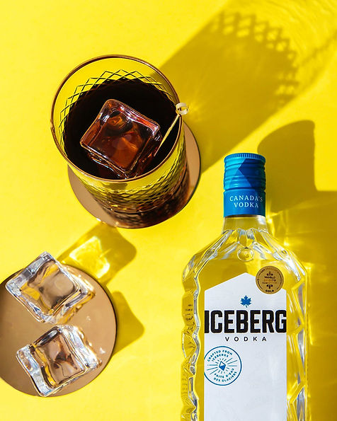 Iceberged Coffee