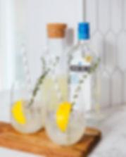 Thyme Infused Vodka Lemonade