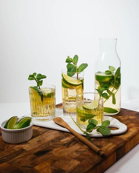 """Green Tea """"Mojito"""""""
