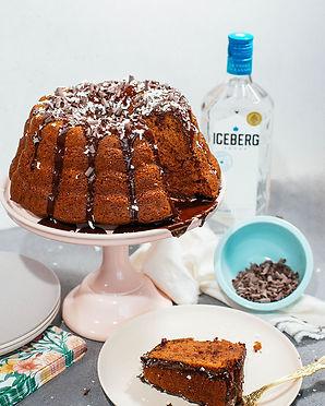 Chocolate Vodka Box Mix Cake
