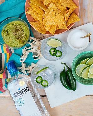 Spicy Cucumber Vodka-Rita