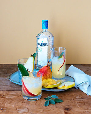 Pear & Elderflower Martini