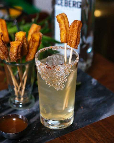 Cinnamon Churro Cocktail