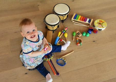 Start Music Babys