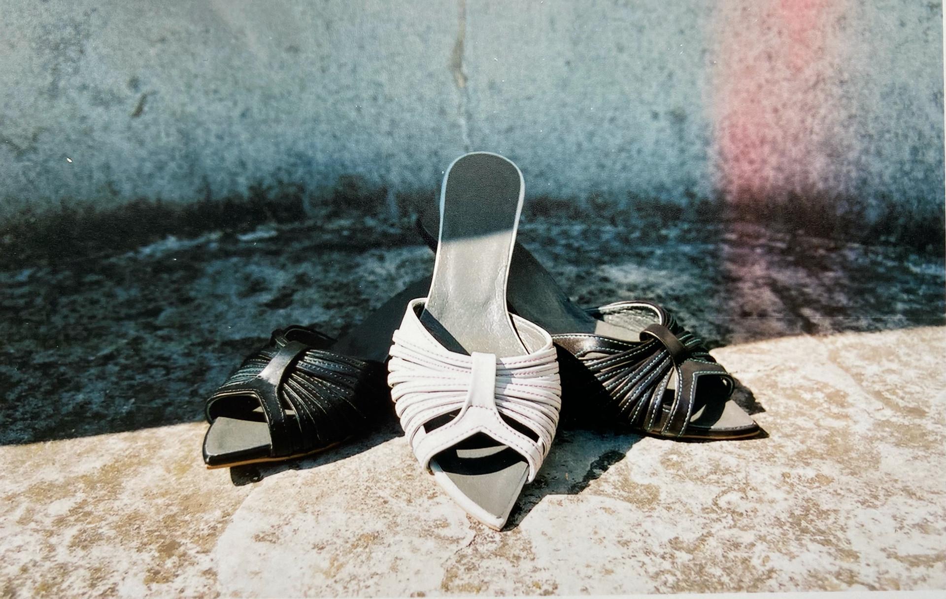 Ikuko Kato footwear collection