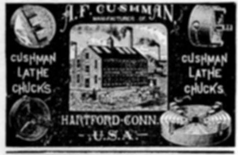Historic Cushman Brochure
