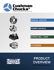 Cushman Industries Catalog - Product Overview