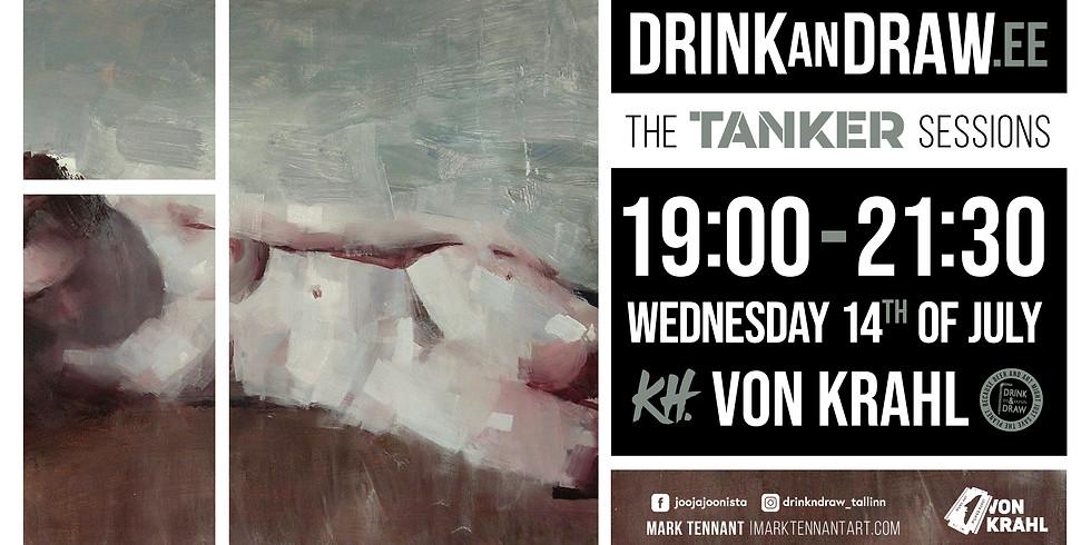 D&D TALLINN - The TANKER sessions - 14.07.2021