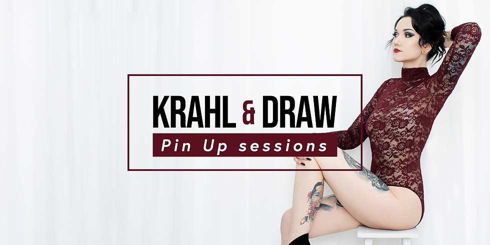 Krahl & Draw - The Pin Up sessions - Week 45 (1)