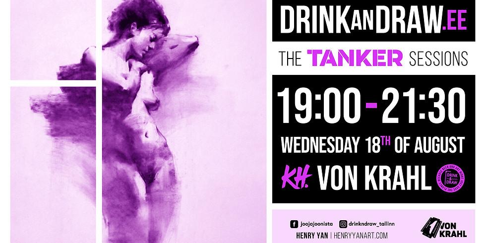 D&D TALLINN - The TANKER sessions - 18.08.2021