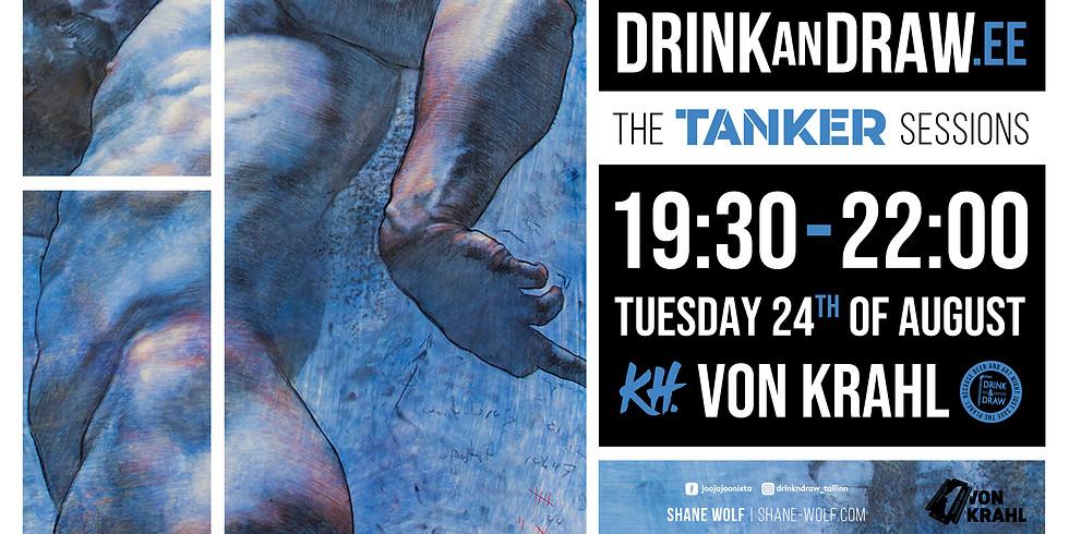 D&D TALLINN - The TANKER sessions - 24.08.2021