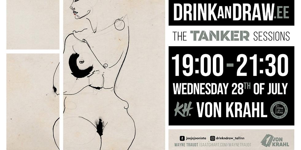 D&D TALLINN - The TANKER sessions - 28.07.2021