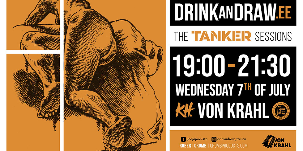 D&D TALLINN - The TANKER sessions - 07.07.2021