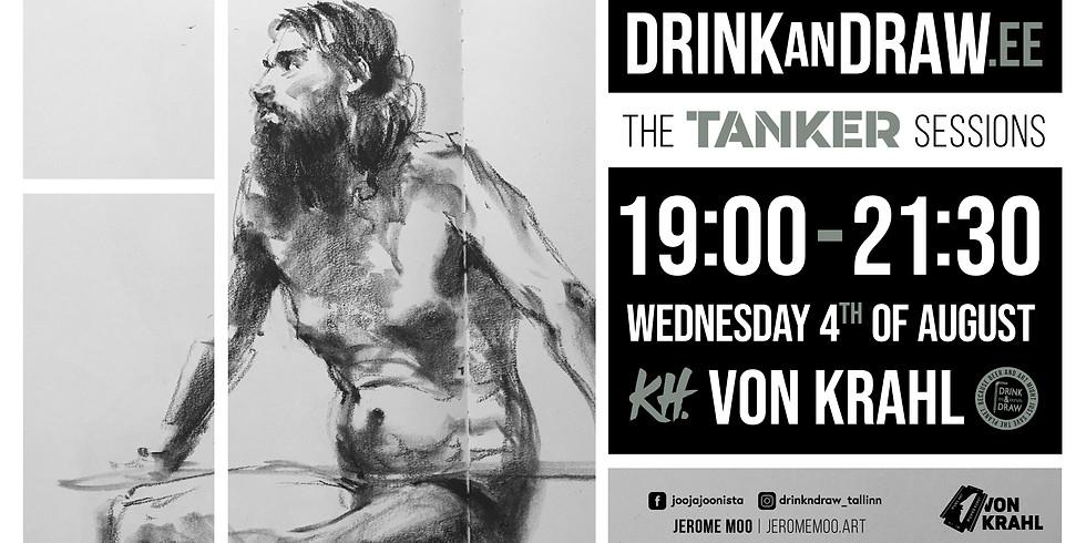 D&D TALLINN - The TANKER sessions - 4.08.2021