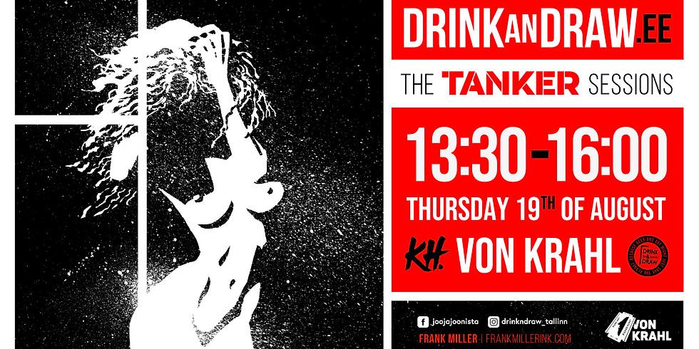 D&D TALLINN - The TANKER sessions - 19.08.2021