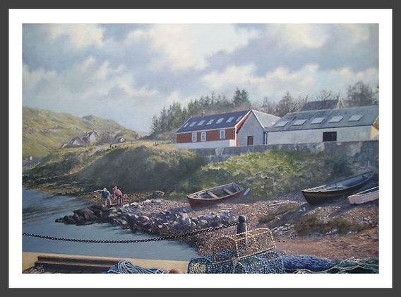 Lower Voe, Shetland