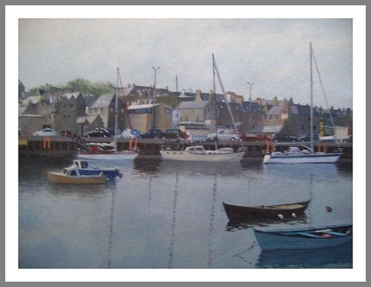 Victoria Pier, Lerwick