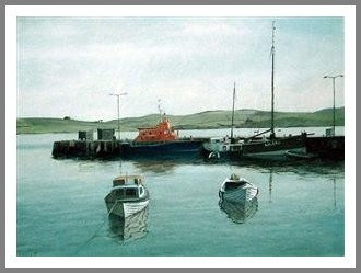 Small Boat Harbour Lerwick