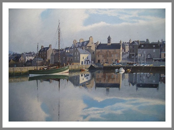 Lerwick Waterfront